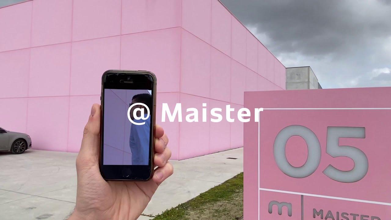Alexander Kalinchyck bij Maister als Digital Designer