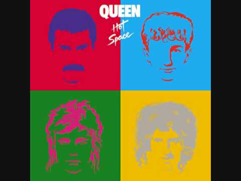 Queen - Hot Space - 02 - Dancer