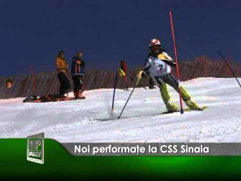 Noi performanţe la CSS Sinaia