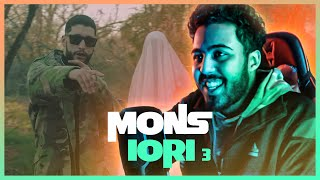 MONS - IORI 3 (Music Video)  (Reaction)