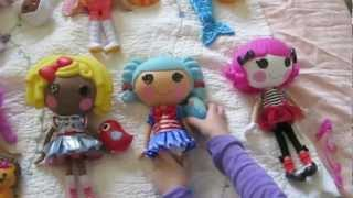 Little Star's Lalaloopsy Doll Collection