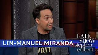 Lin-Manuel Miranda On 'Hamilton' In The US Vs. UK