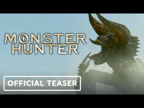«Monster Hunter» (Охотник на монстров, 2020) — тизер (оригинал)