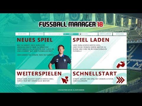 WIR STARTEN EINE KARRIERE IM FUßBALL MANAGER 18!! 😍🔥