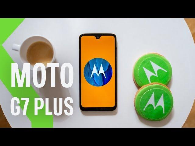 Motorola Moto G7 Plus, Review: el riesgo de AJUSTAR AL MÁXIMO en la gama GAMA MEDIA