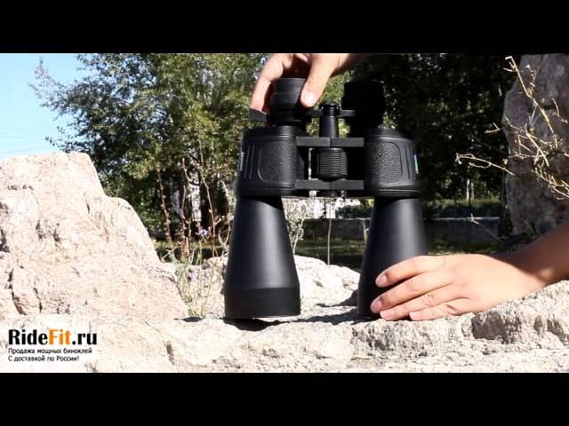Видео Бинокль Bresser