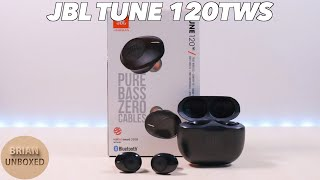 JBL TUNE 120TWS - All about that BASS! (Review)