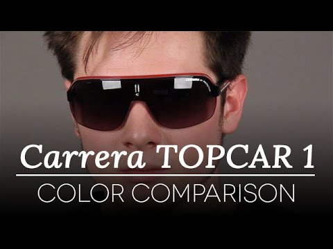 Carrera TOPCAR 1 Sunglasses Review | SmartBuyGlasses