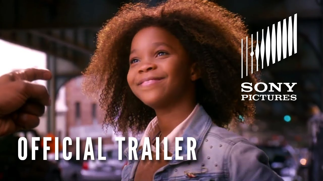 Video trailer för ANNIE - Official Trailer - In Theaters Christmas 2014!