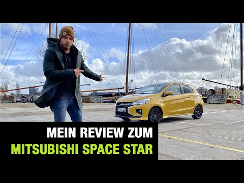 2020 Mitsubishi Space Star (80 PS) Fahrbericht | FULL Review | Test | Intro Edition+ | Kaufberatung