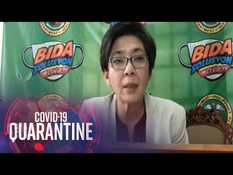 [ABS-CBN]  DOH eyes moving 'substitute' health workers to Metro Manila from provinces | Teleradyo
