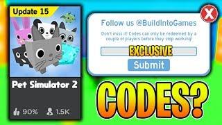pet simulator 2 codes - TH-Clip