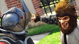 GTA Online - Trading Places Remix Adversary Mode Gameplay
