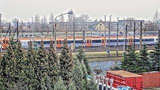#555 Поезд Киев - Перемышль. Отзыв о поездке.