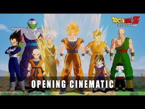 Dragon Ball Z: Kakarot : Cinématique d'ouverture