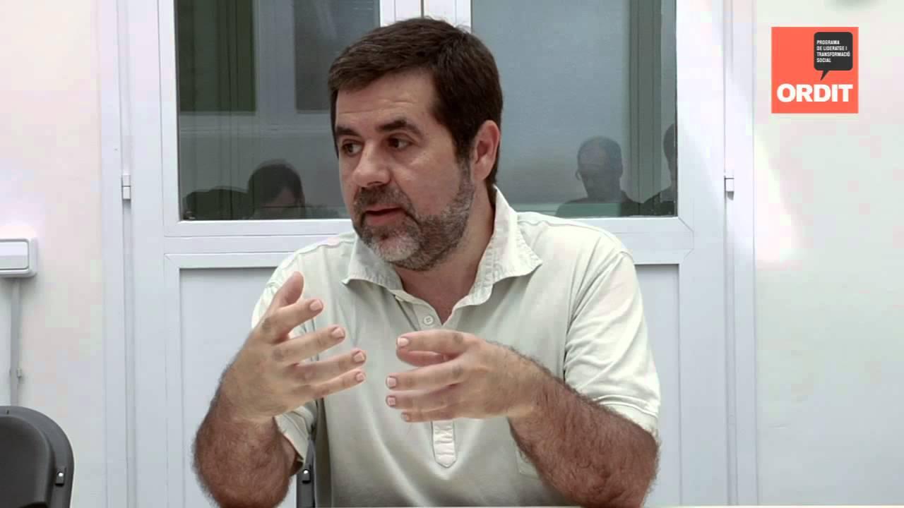 Jordi Sànchez - El lideratge de les organitzacions socials