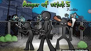 Играем в игру Anger Of Stick 5