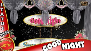 Good Night Wishes, Whatsapp Video, Greetings, Animation, Messages, Quotes, Download