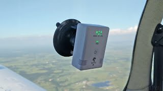 RV Aircraft Video - New from ForeFlight! The Sentry! A Compact ADS-B Receiver