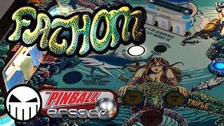Fathom - The Pinball Arcade (Steam) - Crow Pinball