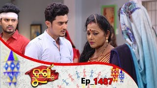 Durga | Full Ep 1487 | 16th Sep 2019 | Odia Serial – TarangTV