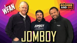 Jomboy talks about helping expose the Astro's sign stealing allegations - Boomer & Gio