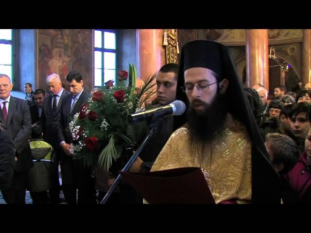 Поздравително слово по повод именния ден на † Пловдивския митрополит Николай