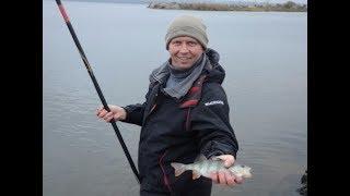 Как измерить глубину на рыбалке с берега удочкой