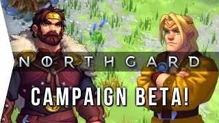 Northgard Campaign Beta ► Single-player Gameplay Problems! - [Gamer Encounters]