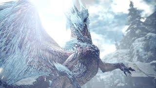 Видео Monster Hunter World: Iceborne - Master Edition