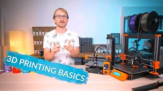 3D Printing Basics! (Ep1)