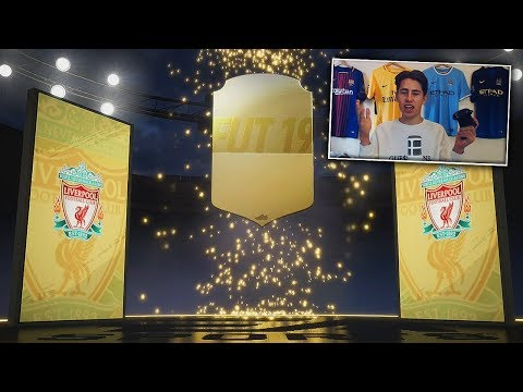 INSANE PACK! | RANK 1 DIVISION RIVALS REWARDS! (FIFA 19 Pack Opening)