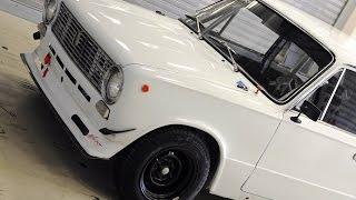 Lada 2101 NextMotorsport Test Day MCGP