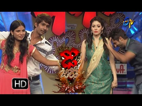 Dhee Jodi - 24th August 2016- Full Episode – ETV Telugu