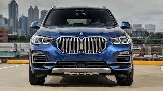 BMW X5 2019 Тест Драйв / Новый Кузов (G05)