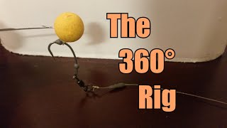 How To: The 360 Rig For Carp Fishing