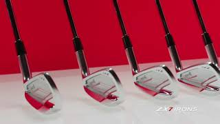 New ZX Irons | Beautiful Power