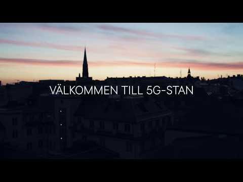 Välkommen till 5G-stan