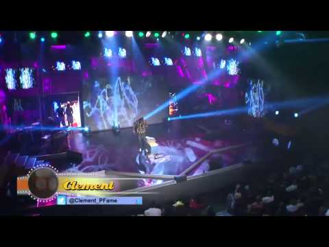 Clement - Sweet Mistake By Samini | MTN Project Fame Season 7.0