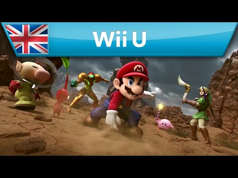 Super Smash Bros. for Wii U - Launch Trailer thumbnail