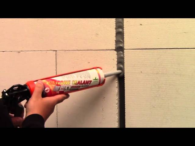instructievideo Zwaluw FP Silicone Sealant 310ml