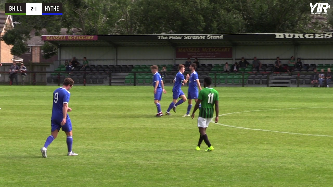 Highlights: BHTFC 7 (Seven) Hythe Town 2