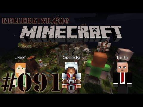 Kellerkind Minecraft SMP [HD] #091 – Das Geheimprojekt – Teil 2 ★ Let's Play Minecraft