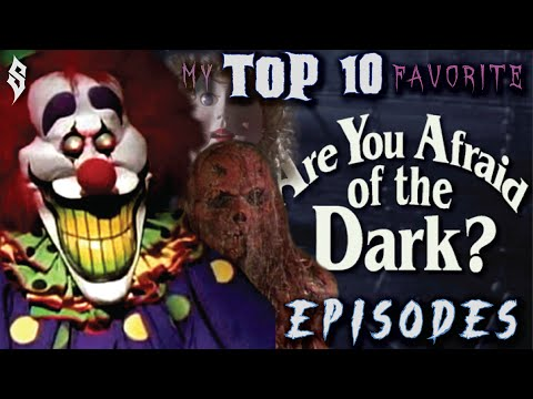 Top 10 Favorite Are You Afraid of the Dark? Episodes