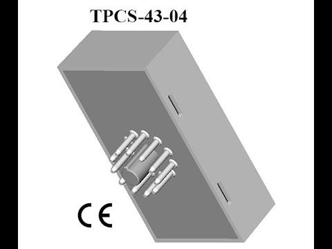 Plug In Enclosures TPCS-43-04