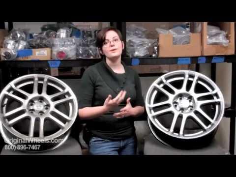 XA Rims & XA Wheels - Video of Scion Factory, Original, OEM, stock new & used rim Shop