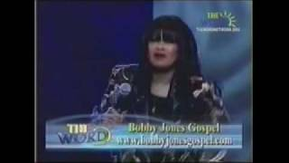 The Prophetess Libra Special Presentation Appearance on Word Network Bobby Jones