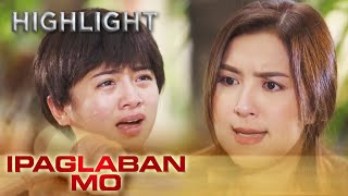 Doray wants Jacqueline to withdraw her complaint against her stepfather | Ipaglaban Mo