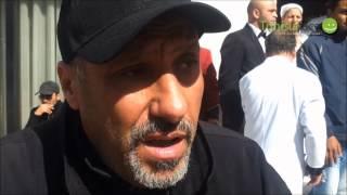 sit-in des employés de l'Hotel international tunisie