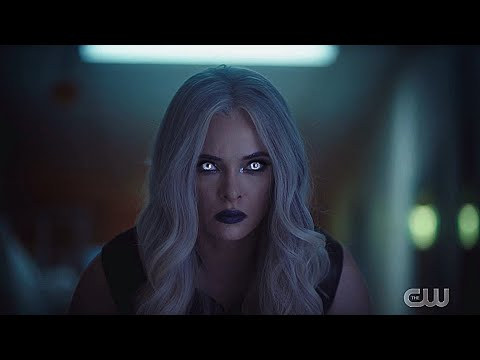 The flash 6x04 || The flash and Killer frost vs Bloodwork